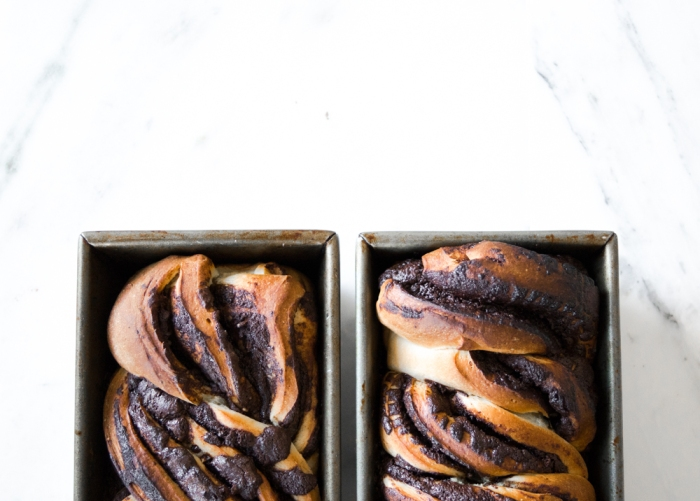 Chocolate Pull Apart Bread || TENDING the TABLE