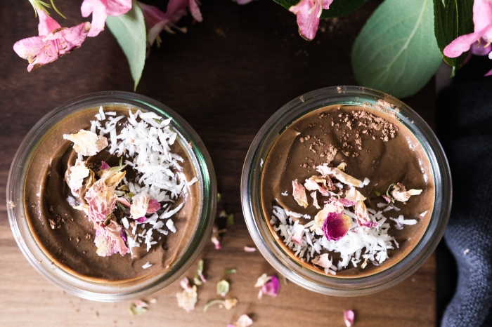 Perfect Chocolate Mousse || TENDING the TABLE