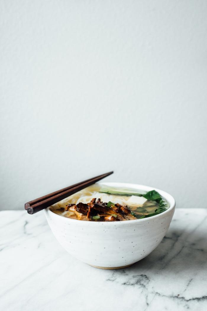 Miso Noodle Soup | TENDING the TABLE