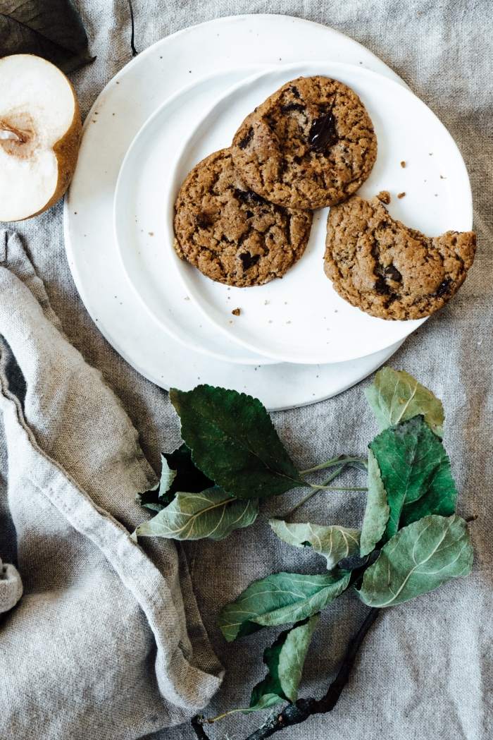 Strong Ginger Snaps | TENDING the TABLE