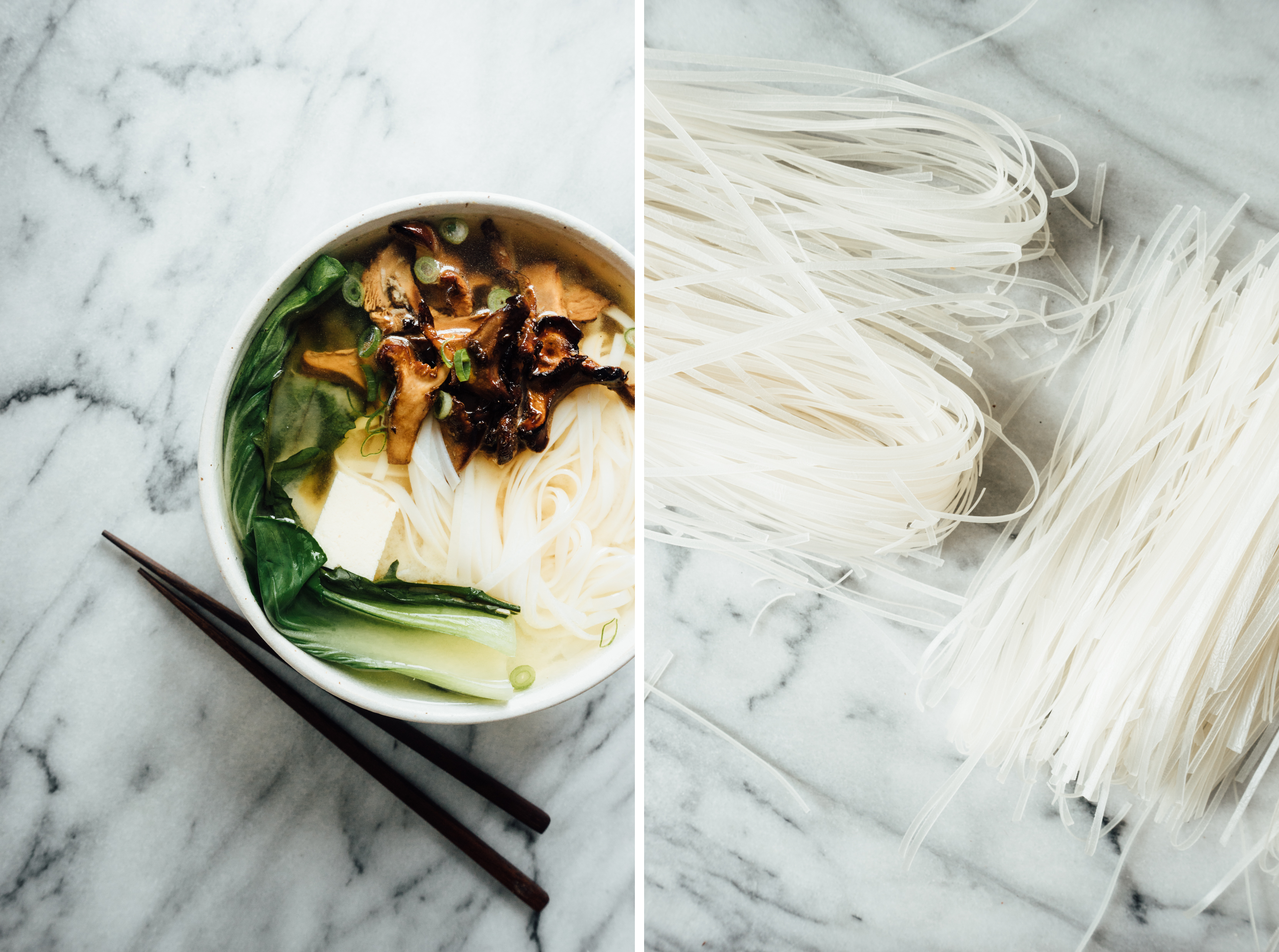 Miso Noodle Soup | TENDING the TABLE