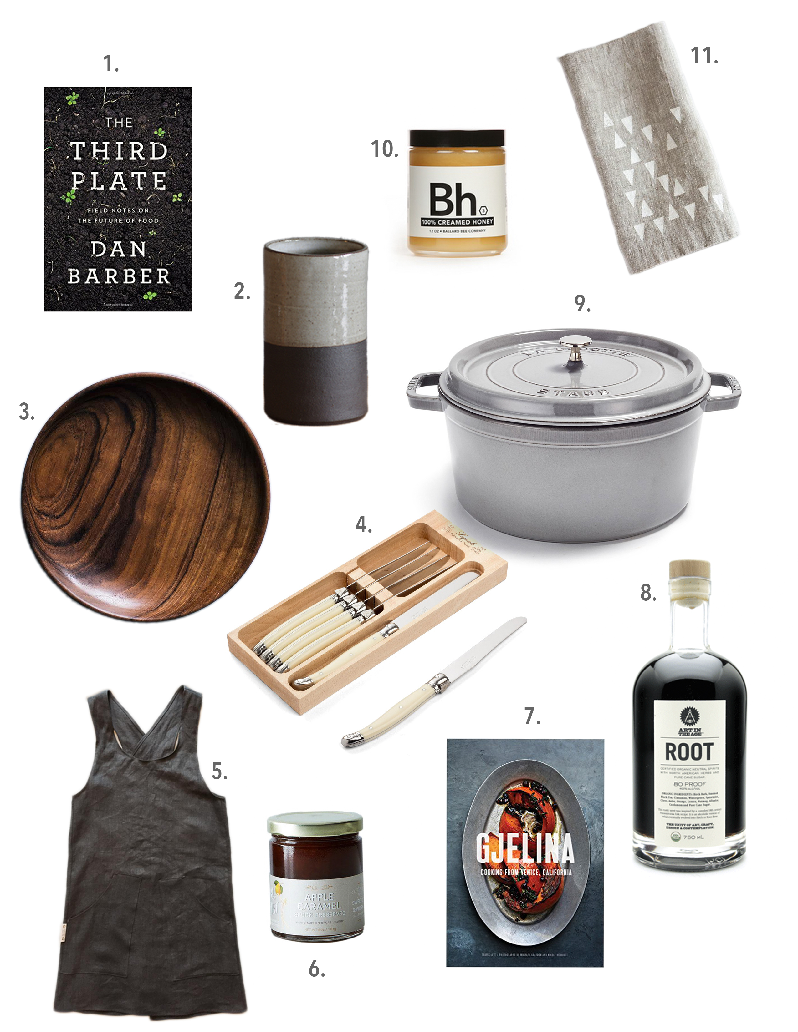 Holiday Gift Guide | TENDING the TABLE