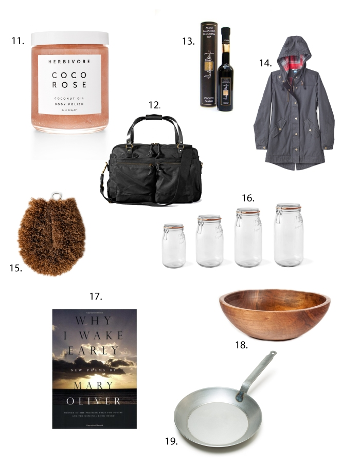 Holiday Gift Guide 2016 | TENDING the TABLE